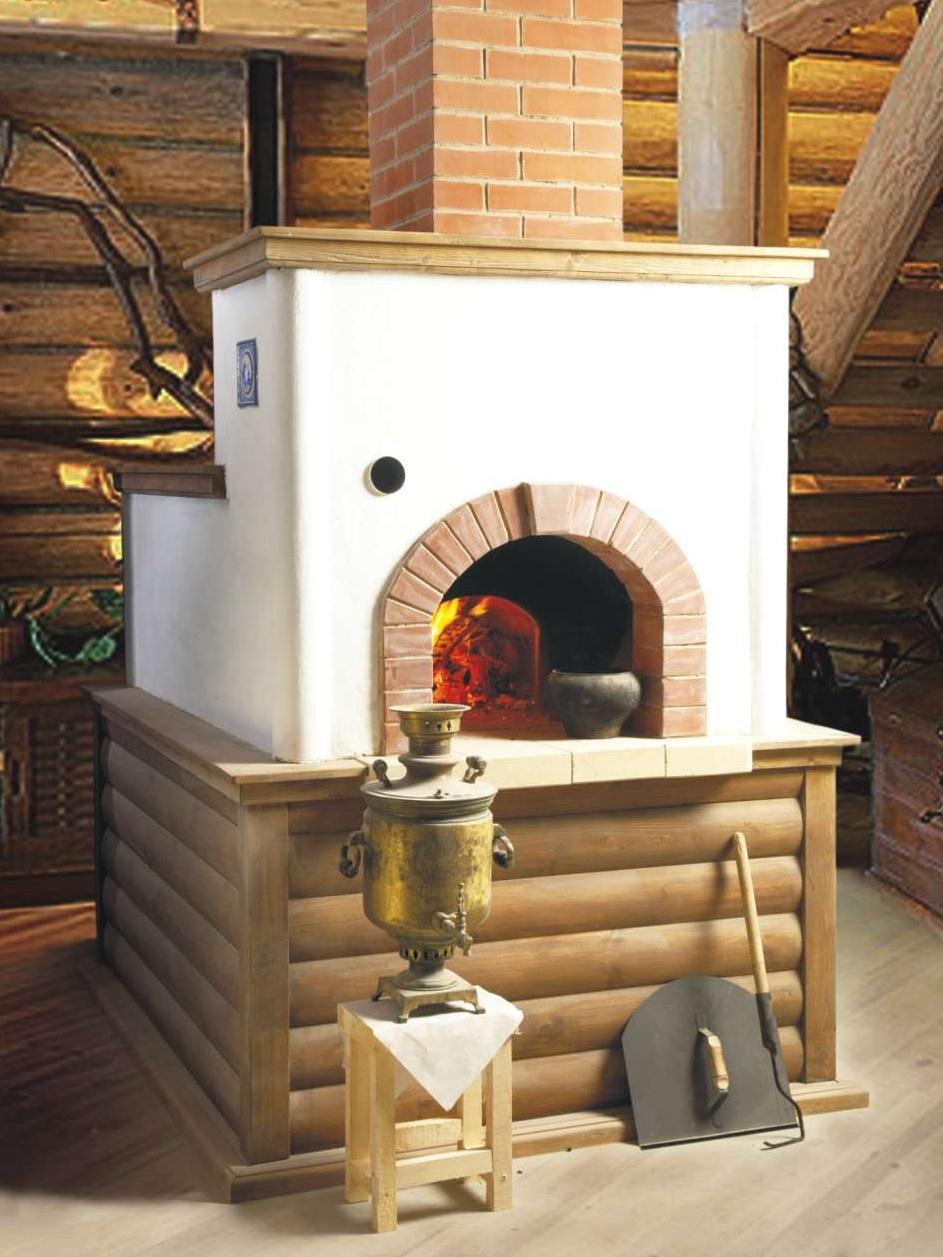 Русская печь печка своими руками фото 196